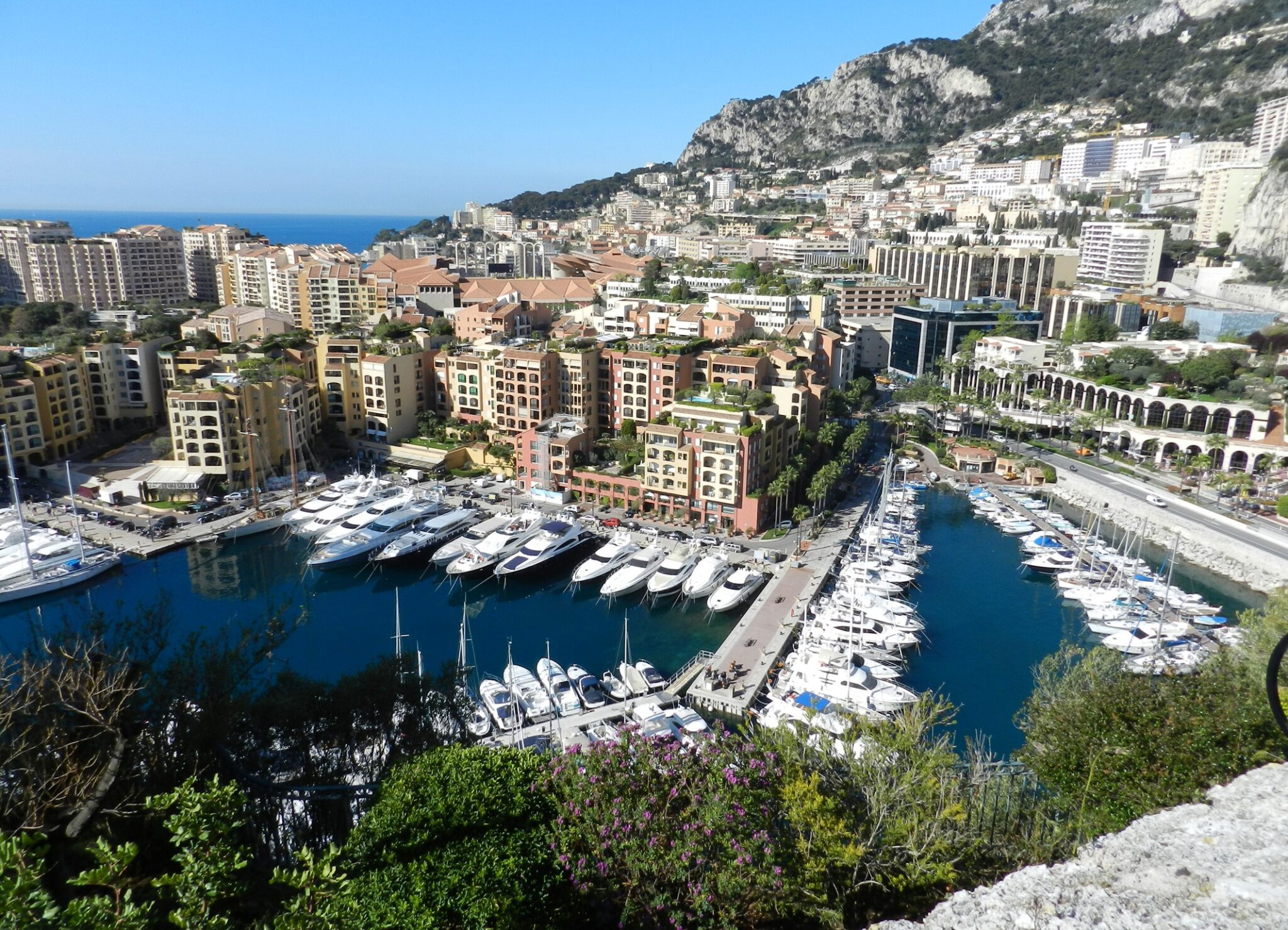 Nanny job in Monaco
