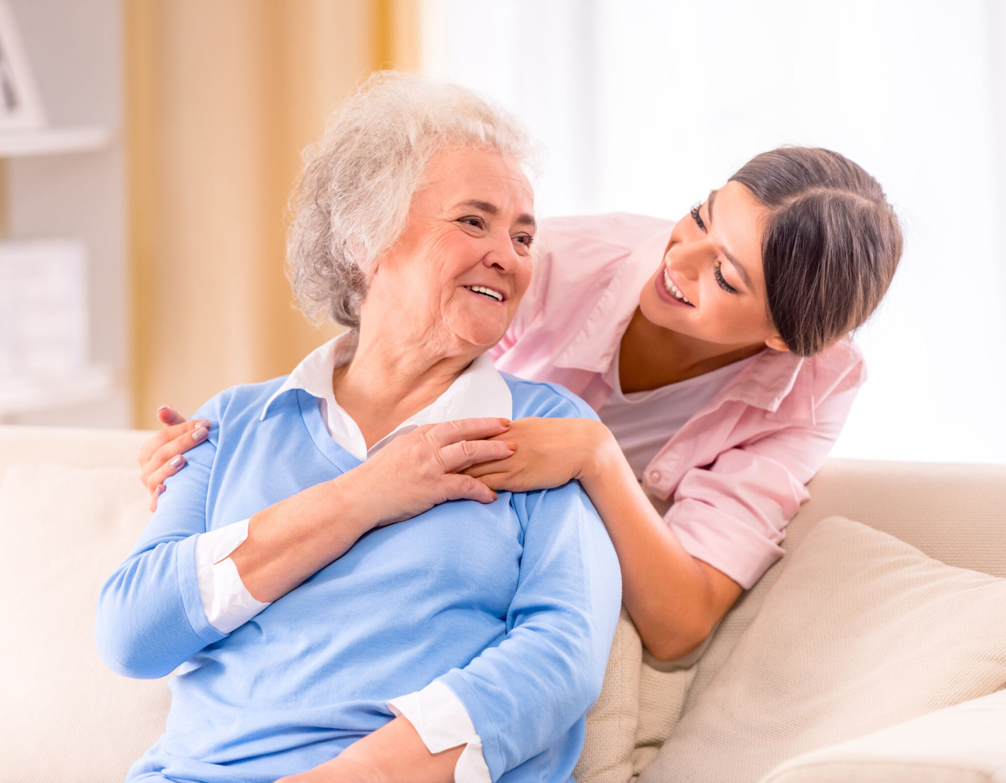 Elderly Companionship Services in the UK | | Kinder staff