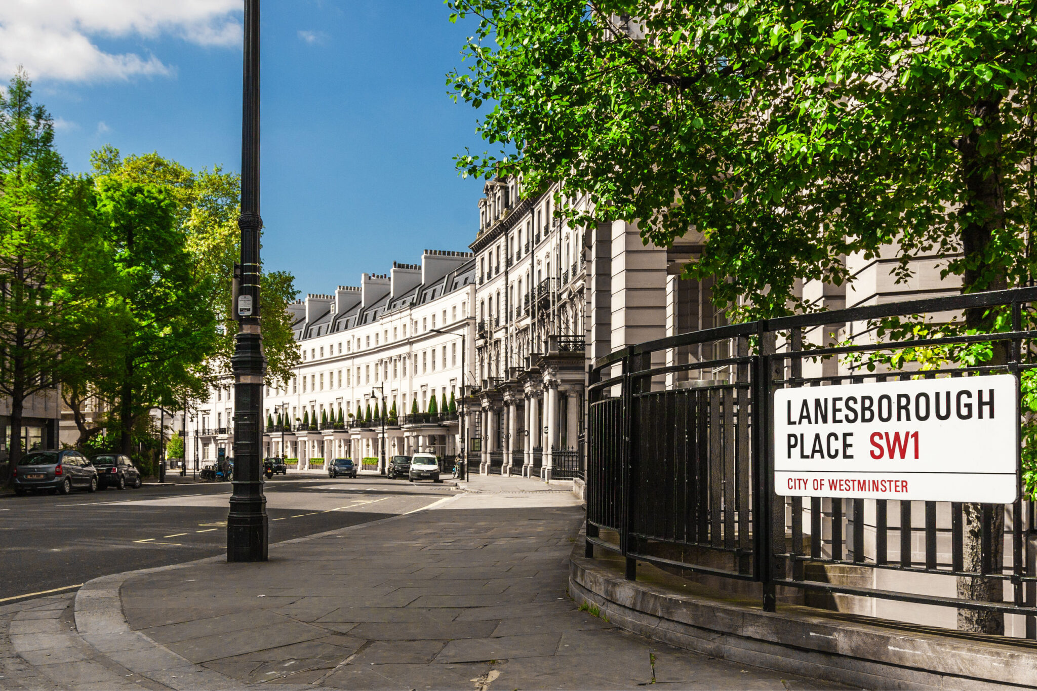 Lanesborough Place Belgravia